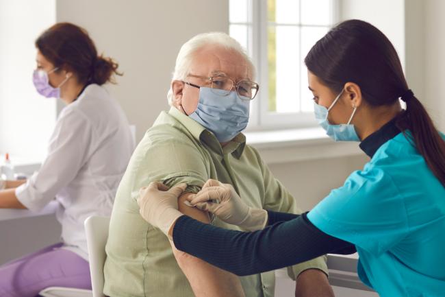 Flere vacciner til borgere over 85 år