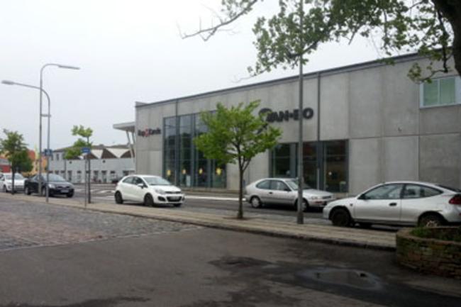 Rapport: Nexø er velforsynet med p-pladser
