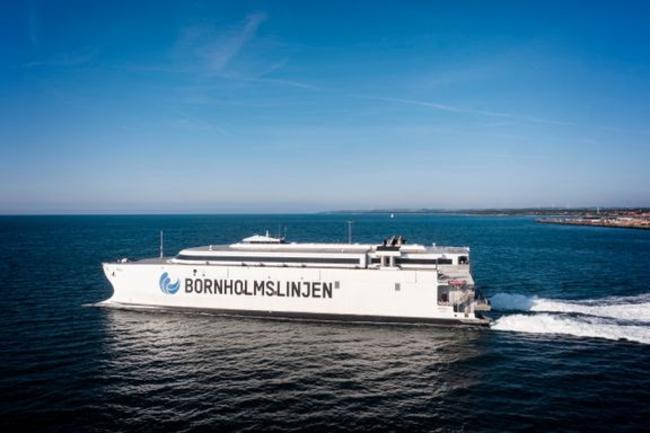 Rederi sender 4,8 mio. kr. retur til Bornholm