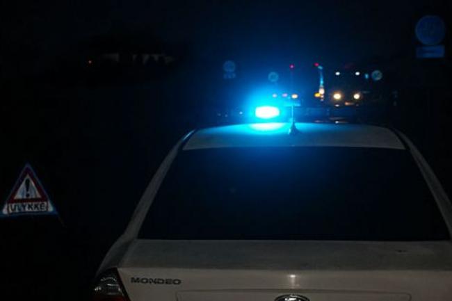 Spritbilist anholdt på Nordbornholm
