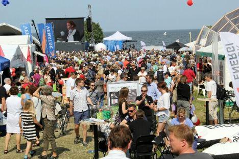 Folkemødet får 2,7 mio. kr. fra lokale fonde