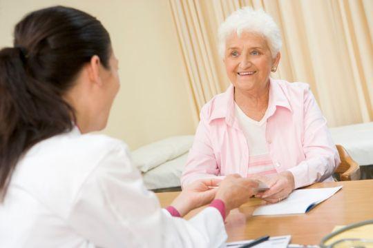Ældre glæder dig til sundhedshus