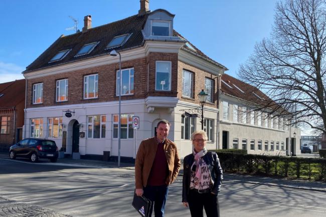 Sverres Hotel i Rønne købt af tilflytter fra Odense