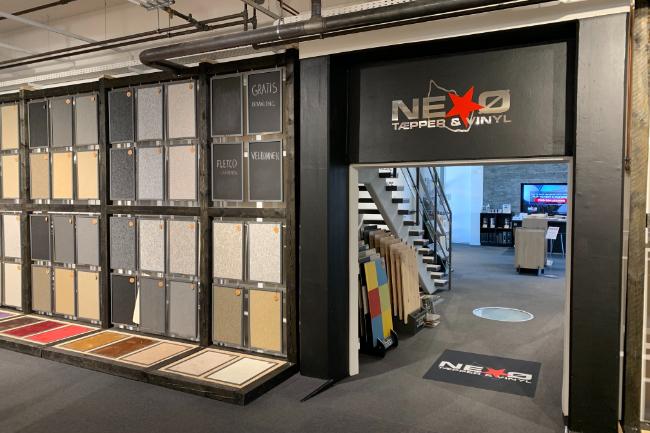 Større underskud i Nexø Tæpper og Vinyl