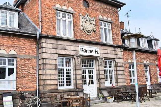 Fremdrift for hotel i Rønne
