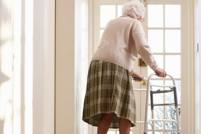 Fortsat restriktioner for besøg på plejecentre