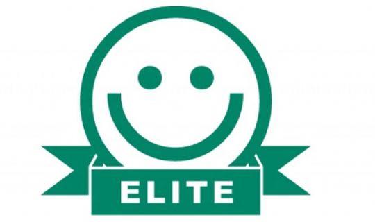 Tre i Rønne fik elite smiley
