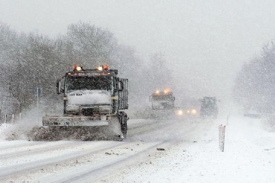 DMI: Risiko for snestorm på Bornholm