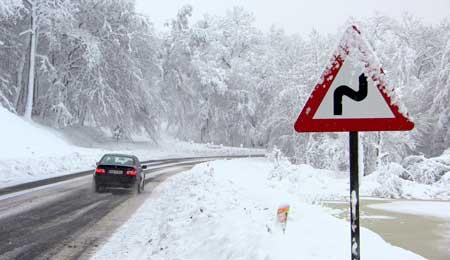 Hvis du skal køre i snevejret