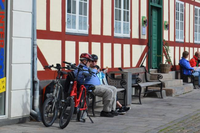 Sydhavsøerne udfordrer Bornholm på cykelveje