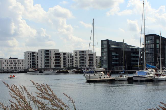 Umuligt med boliger på Rønne Havn