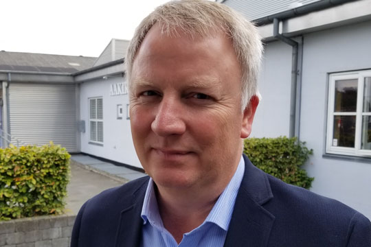 Søren Schow spidskandidat