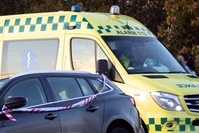 Ældre dame sigtet efter trafikuheld i Nexø