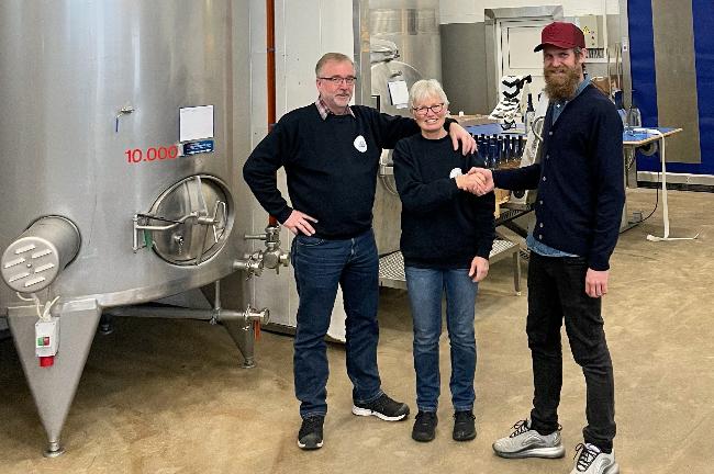 Bornholms Spritfabrik i Nexø er blevet solgt