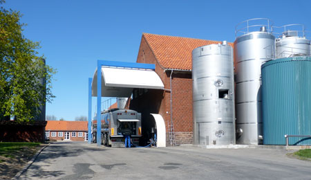 Brexit påvirker Bornholms mælkebønder