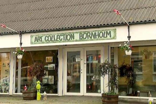 Underskud i galleri og kunstbutik