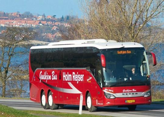 Gudhjem Bus ApS i økonomisk bakgear