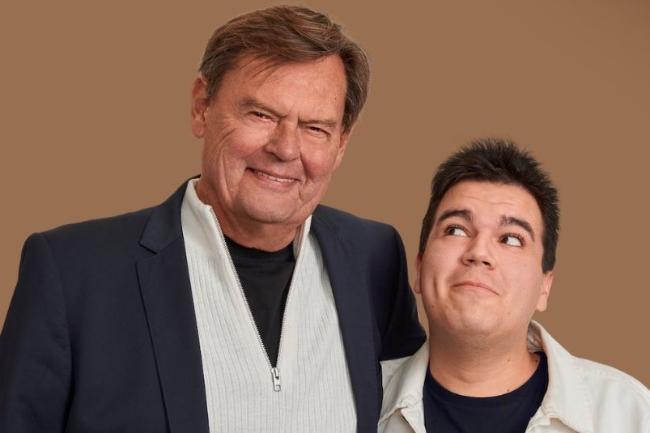 Show med Ulf Pilgaard i Musikhuzet
