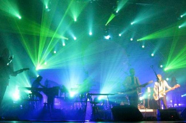 Pink Floyd-toner i Musikhuzet