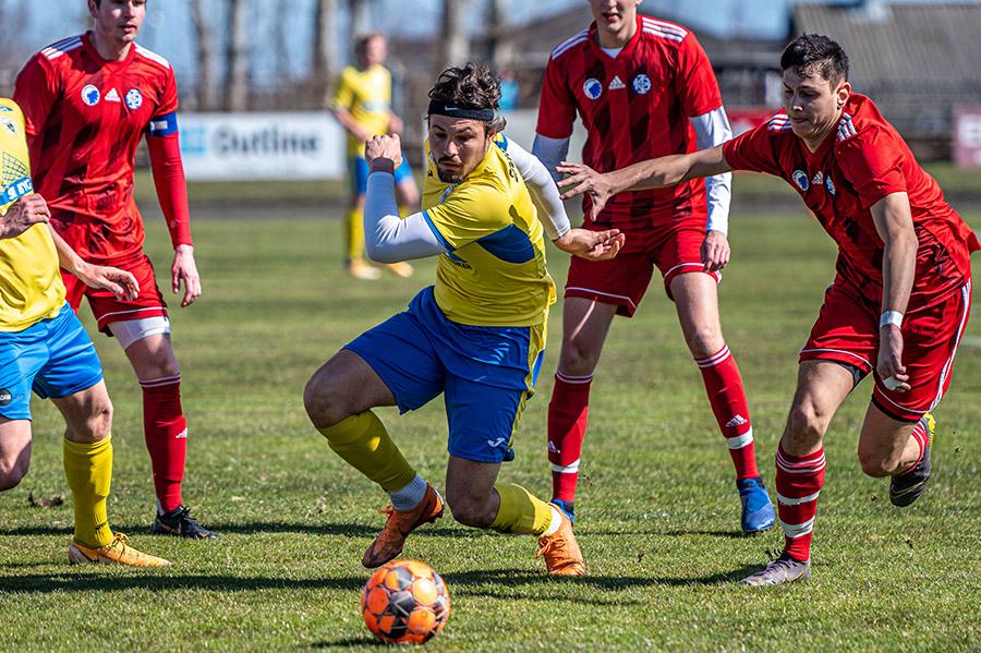 NB Bornholm vinder hjemmekamp