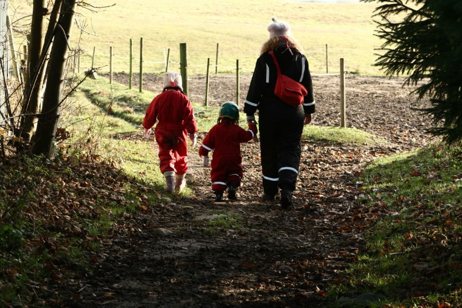 Børnefamilier flytter til Bornholm