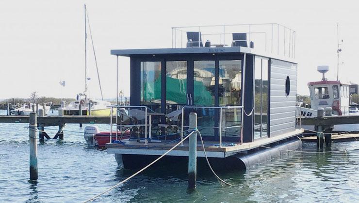 Politisk ønske om husbåde i flere havne