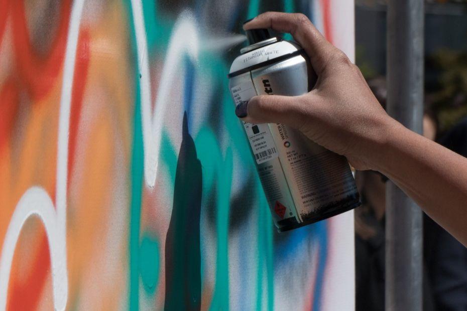 33-årig mand tiltalt for 29 tilfælde af graffiti