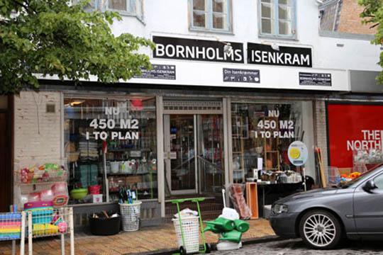 Fremgang for Bornholms Isenkram