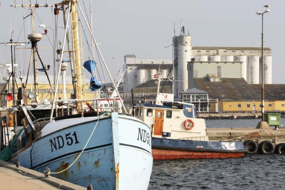 Nexø Havn venter aftale med ny foderfabrik