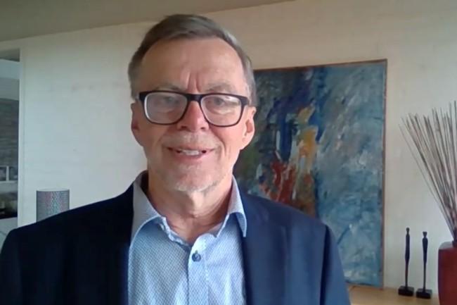 Henrik Espersen stiller op til valg i Realdania