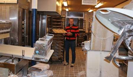 Bageri udlodder over 1 mio. kr. i udbytte