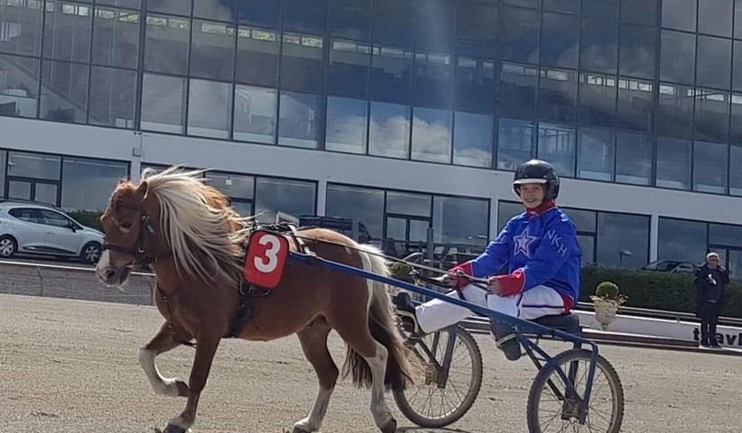 To bornholmske talenter i ni løb i hovedstad