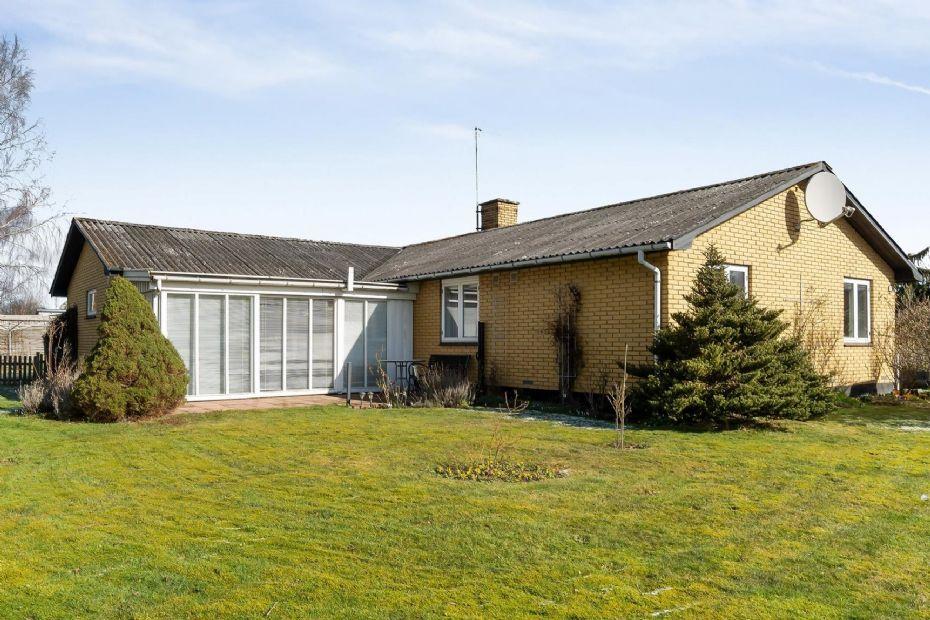 Færre villaer til salg på Bornholm