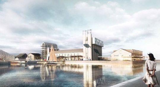 Håb om at projekt Nexø Mole starter i år