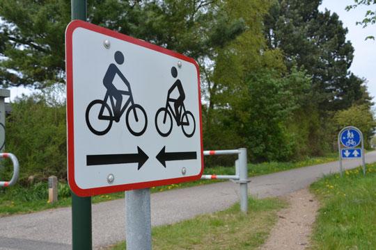 Staten har ikke penge til ny cykelrute