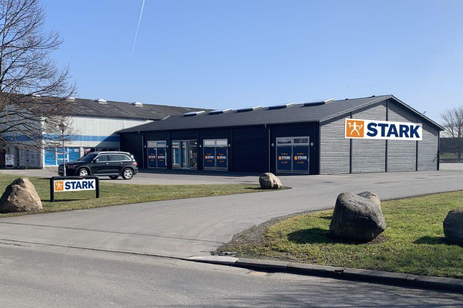 STARK åbner byggecenter i Rønne