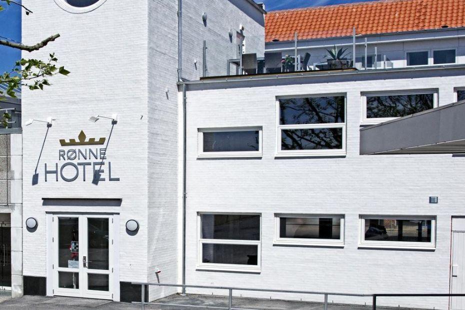 Rønne Hotel ApS tabte penge på corona