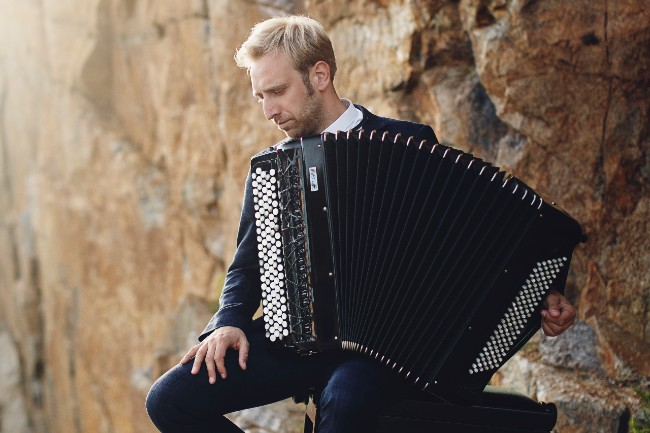 Bjarke Mogensen spiller moderne klassisk