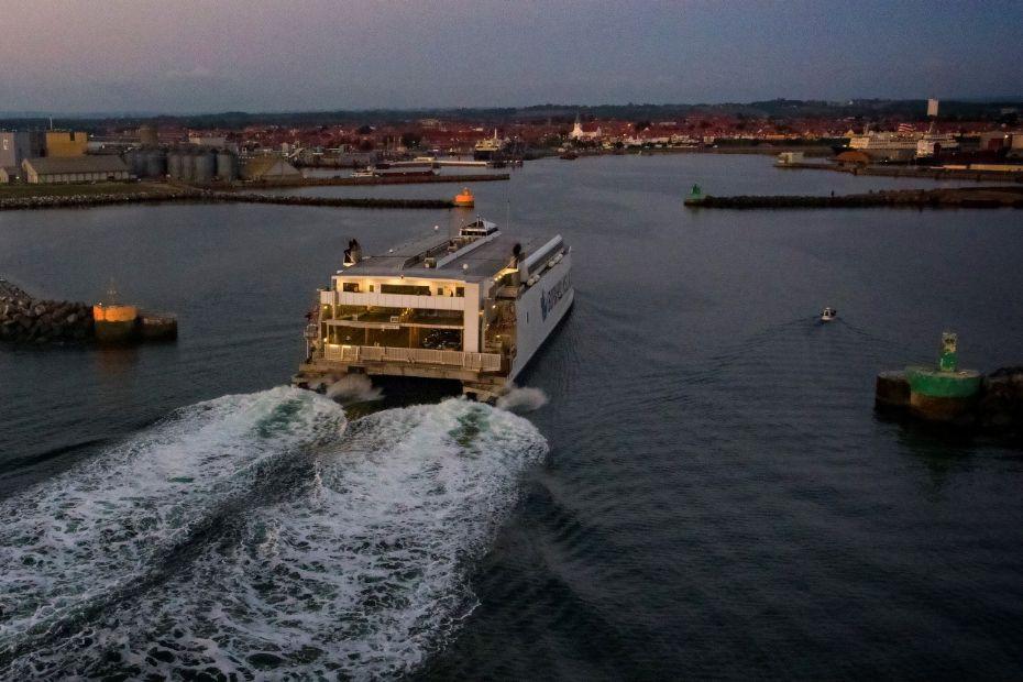Express 1 sejler mere stabilt med nyt udstyr