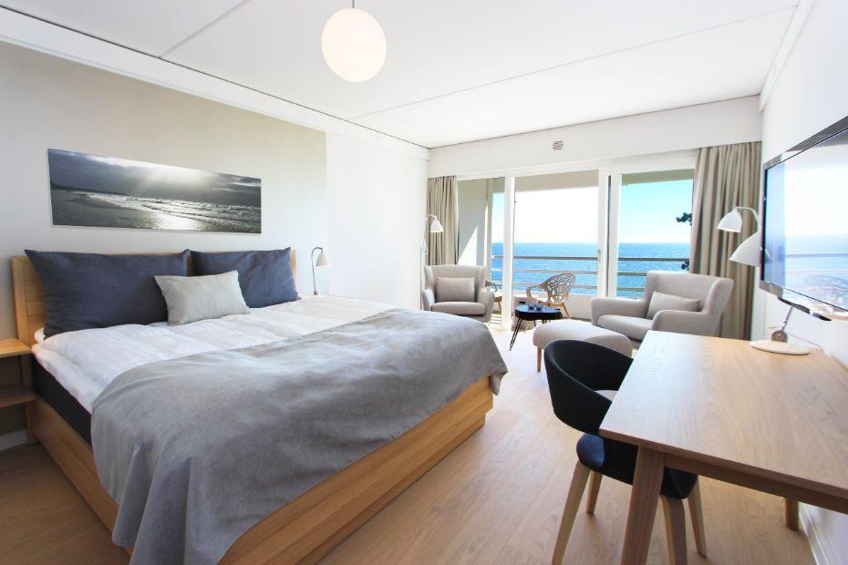 Bornholm Hotels mere end doblede overskud