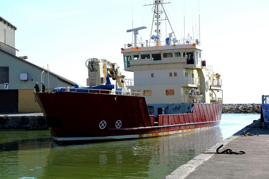 Nexø Havn skal begrænse optagelse af lån