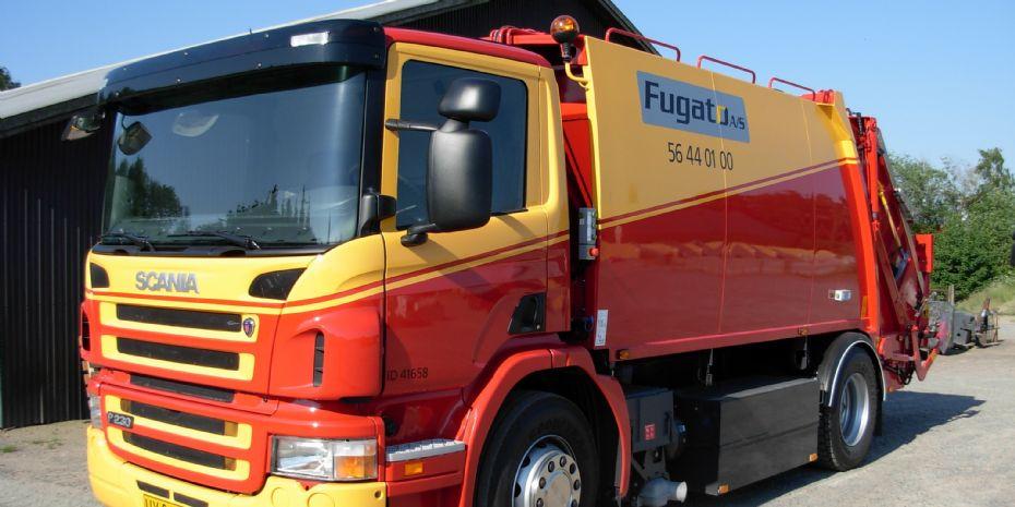 Fugato A/S tilbyder enkel sortering