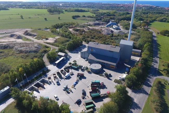 Fugato vil bygge stort genbrugsanlæg ved BOFA