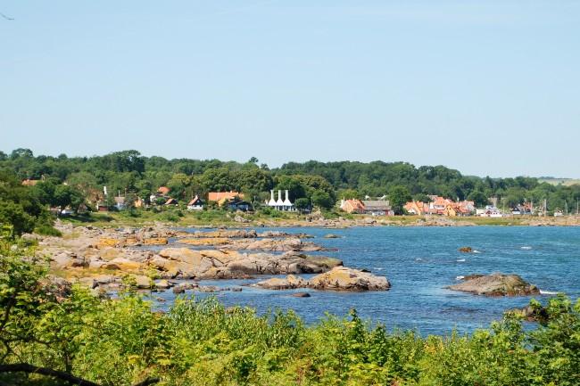 44 procent af Bornholm er kystnært