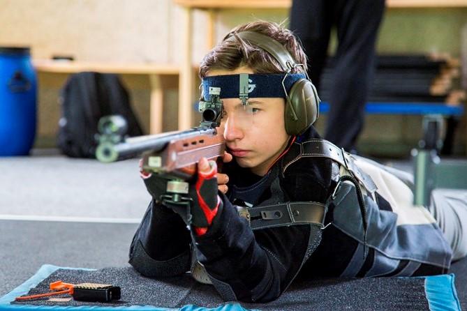 Skytteforening vil lære blinde at skyde