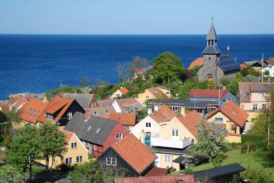 Her tjener de mest og mindst på Bornholm