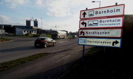 Flere rejser med færge via Køge
