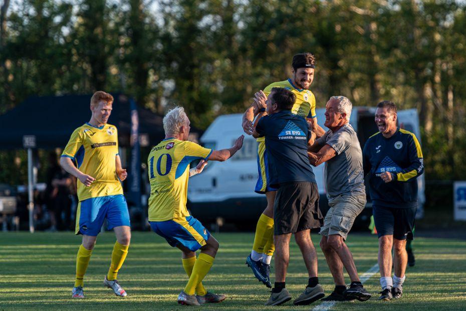 NB Bornholm videre i slutspil efter sejr