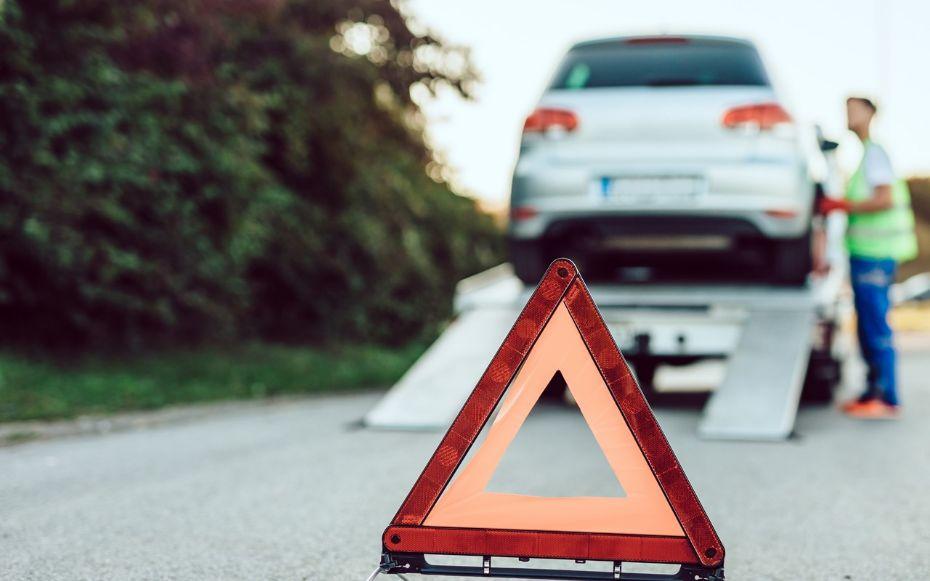 Særlig vejhjælp til biler på Bornholm