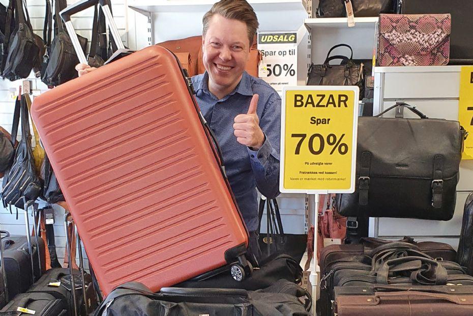 Forårs Bazar i Hugo P